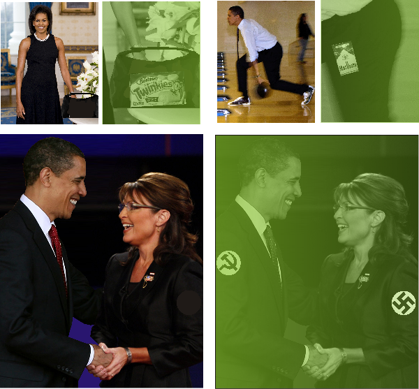 obama bowling michelle obama twinkies obama palin handshake